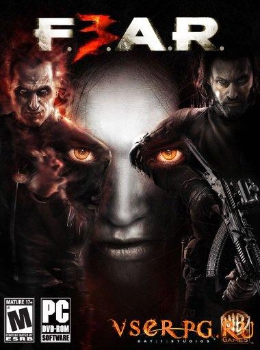 Постер игры FEAR 3