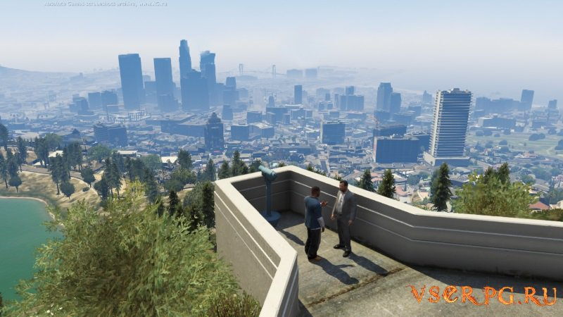 GTA 5 [Xbox 360] screen 1
