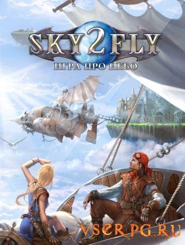 Постер игры Sky2Fly