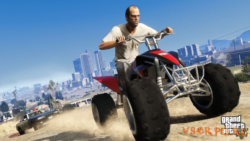 GTA 5 [PS3] screen 1