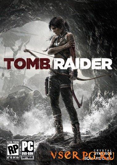 Постер игры Tomb Raider 2013