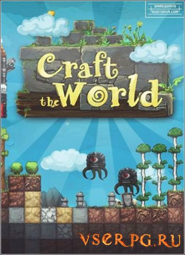 Постер игры Craft The World