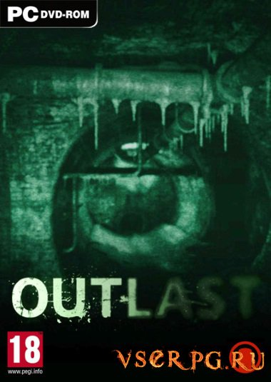 Постер игры Outlast