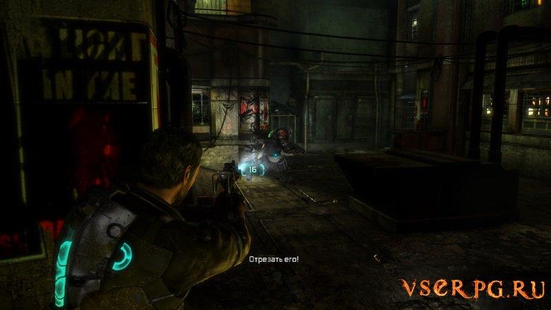 Dead Space 3 screen 3