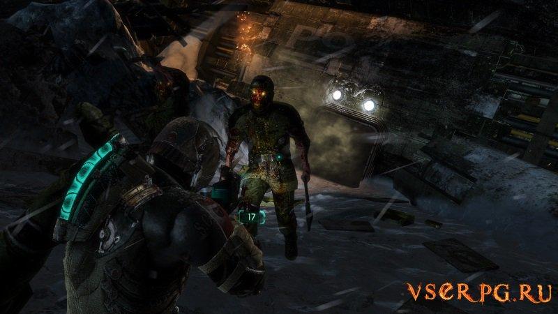 Dead Space 3 screen 1