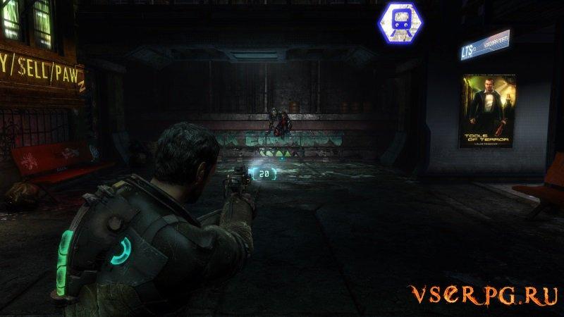 Dead Space 3 screen 2