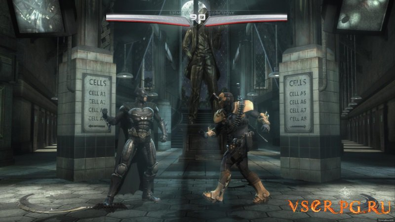 Injustice Gods Among Us screen 1