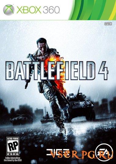 Постер игры Battlefield 4 [Xbox 360]