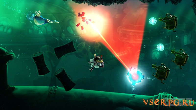 Rayman Legends screen 3