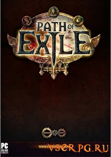 Постер игры Path of Exile