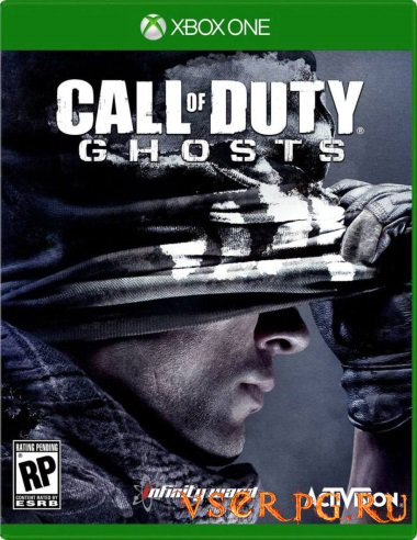 Постер игры Call of Duty Ghosts [Xbox One]