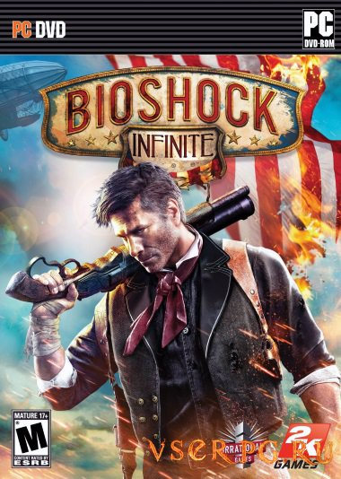 Постер игры Bioshock Infinite