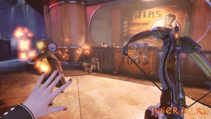 Bioshock Infinite screen 1