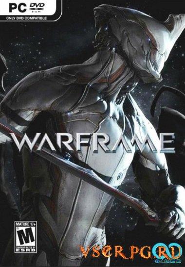 Постер игры Warframe