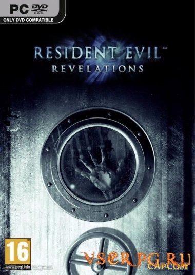 Постер игры Resident Evil: Revelations 1 [PC]