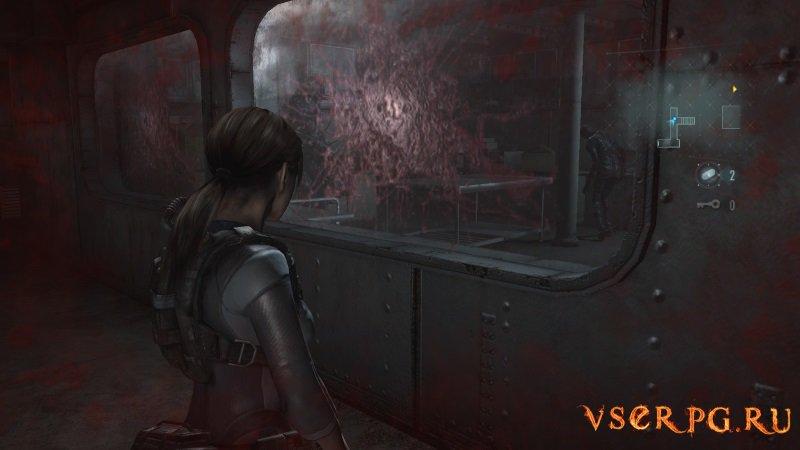 Resident Evil: Revelations 1 [PC] screen 3