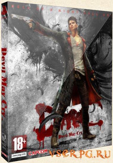 Постер игры DmC