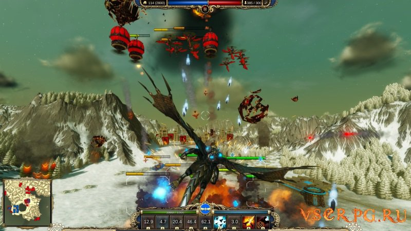 Divinity Dragon Commander screen 3