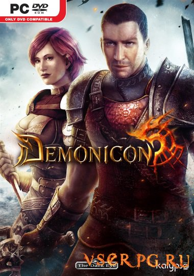 Постер игры The Dark Eye Demonicon