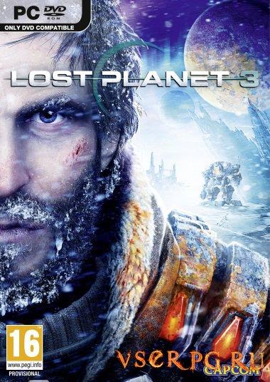 Постер игры Lost Planet 3