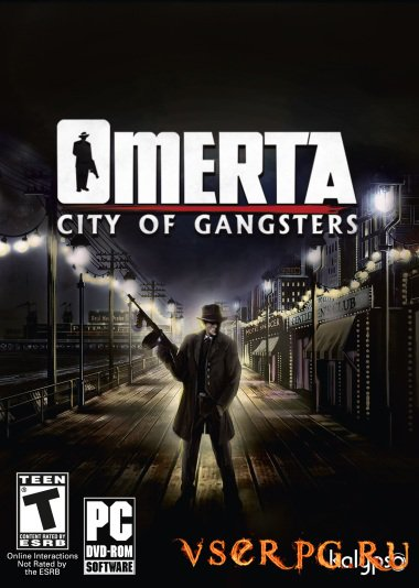 Постер игры Omerta City of Gangsters