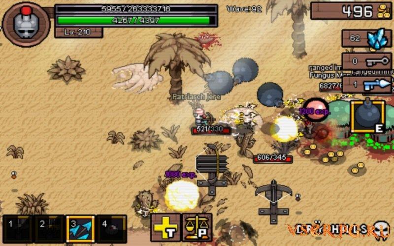 Hero Siege screen 2