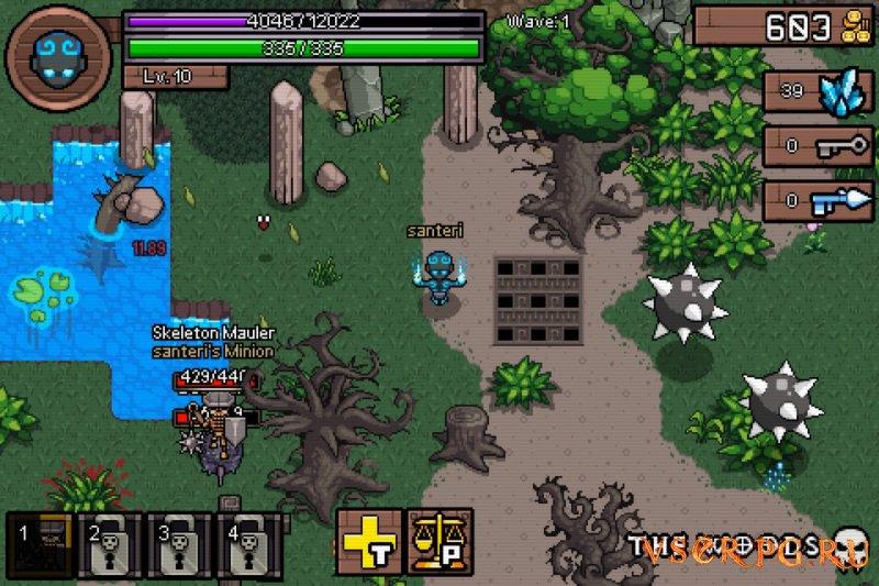 Hero Siege screen 1
