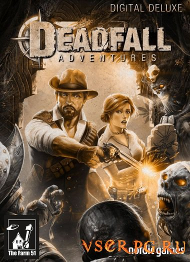 Постер игры Deadfall Adventures