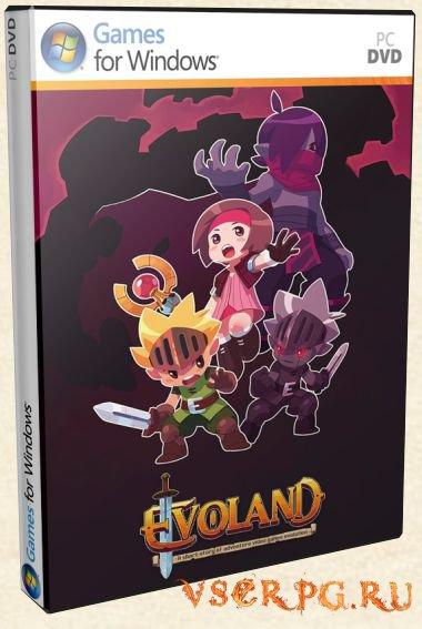 Постер игры Evoland