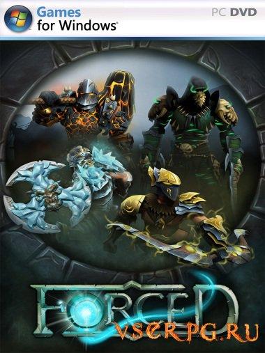 Постер игры FORCED