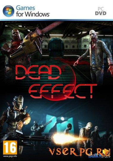 Постер игры Dead Effect