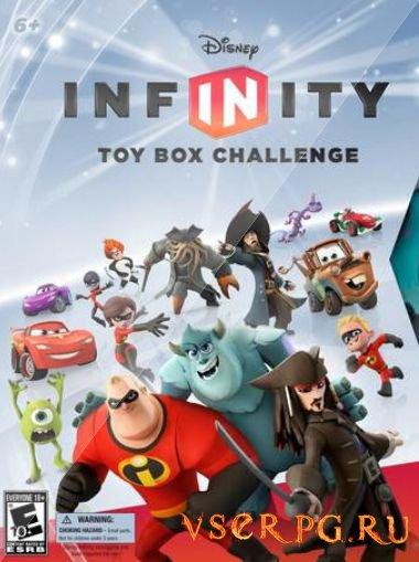 Постер игры Disney Infinity