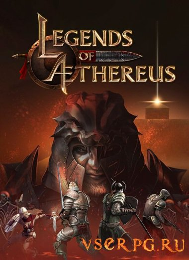 Постер игры Legends of Aethereus