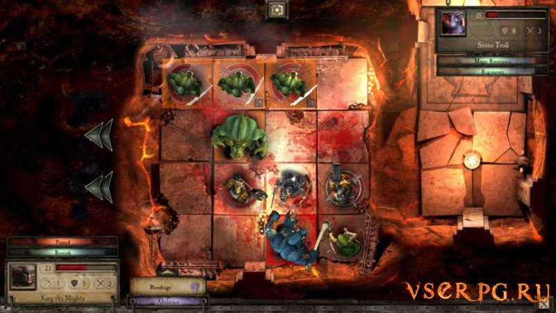 Warhammer Quest screen 2