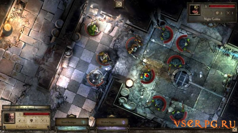 Warhammer Quest screen 3