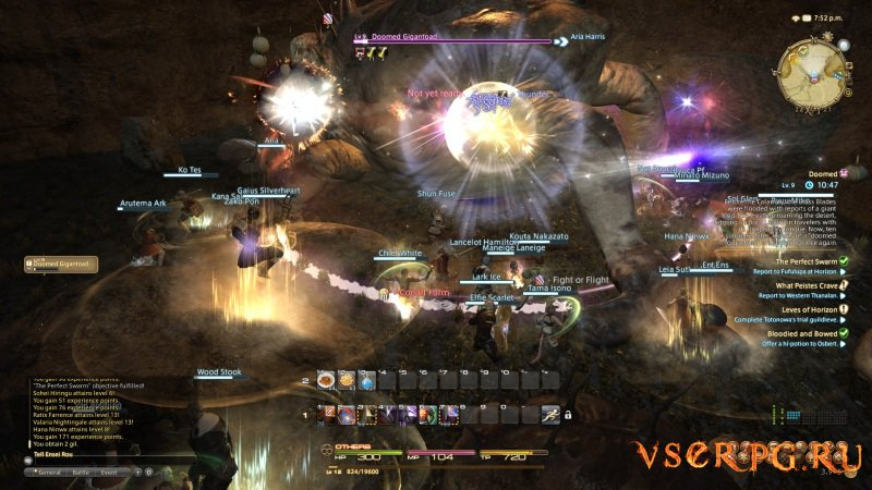 Final Fantasy XIV: A Realm Reborn screen 3