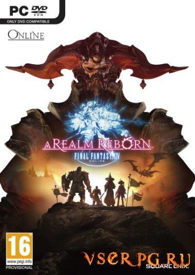 Постер игры Final Fantasy XIV: A Realm Reborn