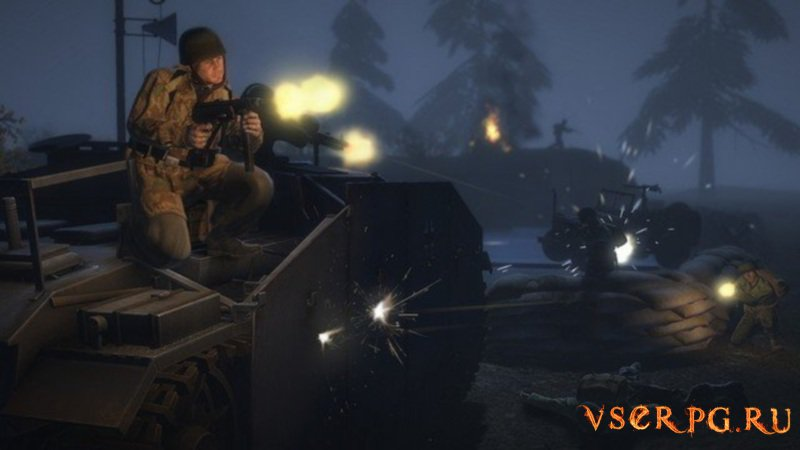 Heroes & Generals screen 2