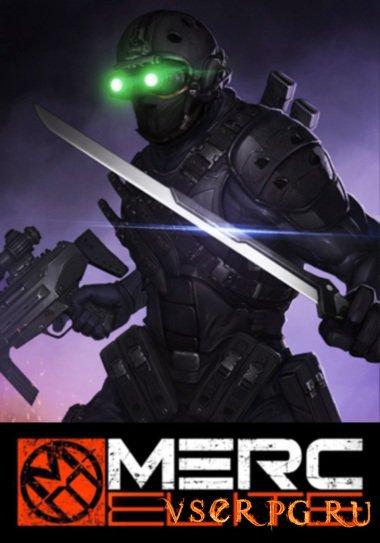 Постер игры Merc Elite