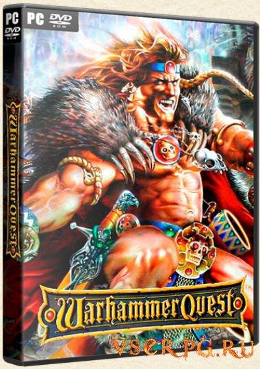 Постер игры Warhammer Quest