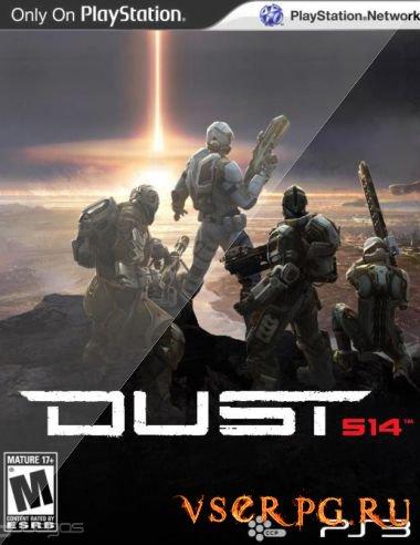 Постер игры Dust 514
