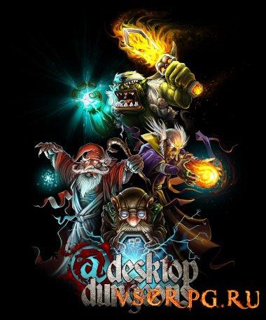 Постер игры Desktop Dungeons