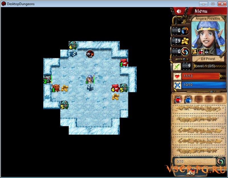 Desktop Dungeons screen 1
