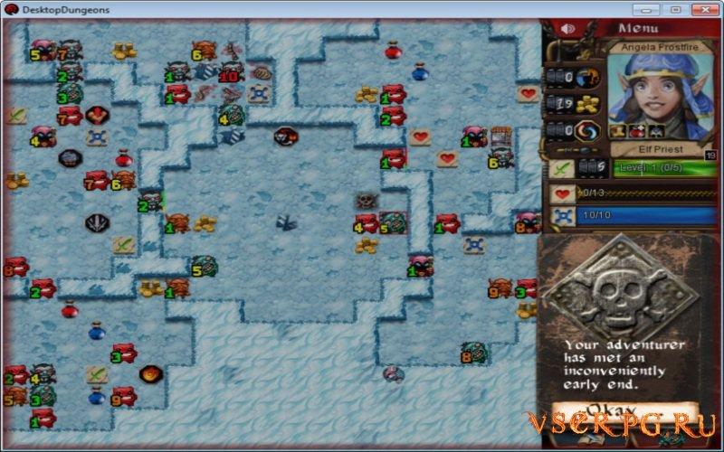 Desktop Dungeons screen 3