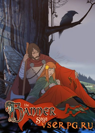 Постер игры The Banner Saga: Factions