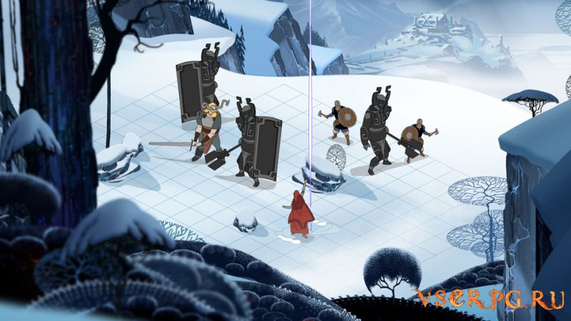 The Banner Saga: Factions screen 3