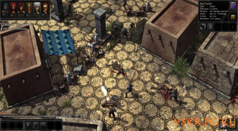Expeditions: Conquistador screen 3
