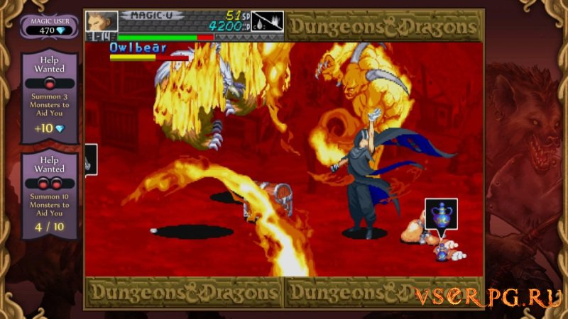 Dungeons & Dragons: Chronicles of Mystara screen 3