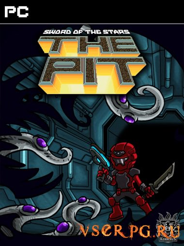 Постер игры Sword of the Stars: The Pit