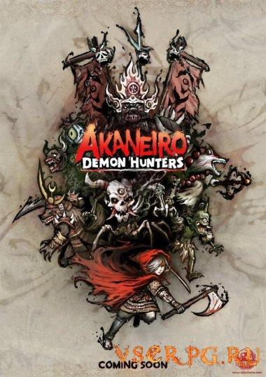 Постер игры Akaneiro: Demon Hunters